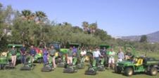 Entrega Parque Maquinaria Real Club de Golf Las Brisas
