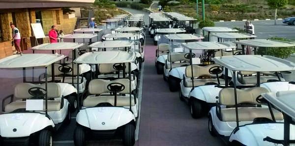 Renovación de flota en Valle Romano Golf & Resort